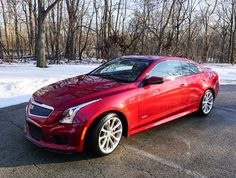 Ladies and gentlemen I give you the Cadillac ATS-V, originally meant to be the successor to the G6 GXP. So badly want one!