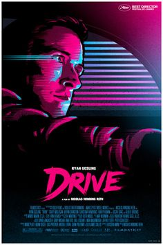 Drive poster - 24 x 36