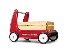 Baby's First Birthday Radio Flyer Walker