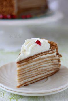 торт минчанка рецепт