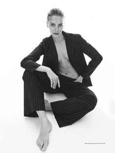 visual optimism; fashion editorials, shows, campaigns & more!: no form of art was as priceless as her: ieva laguna by riccardo vimercati for no tofu september 2015