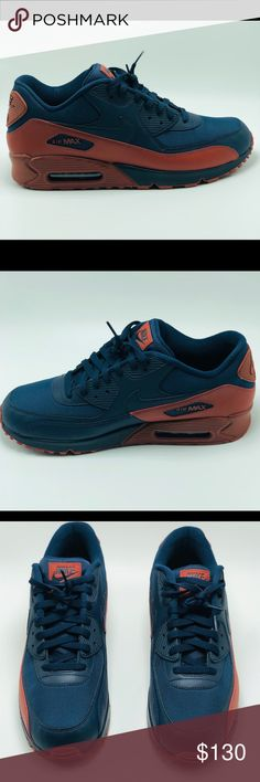 "check out 6bc6f 219dd Nike Air Max 90 Essential ""Obsidian Mars Stone"" Setting fire to the Air Max"