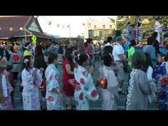 2012 San Jose Obon Festival Odori Dance in HD.  In the past we have had up to 1500 dancers, more than anywhere in the US!