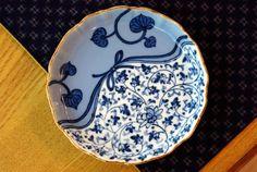 Arita porcelain, made with an amazing technique, Usururi.