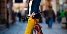 Weekend Look: bike girl