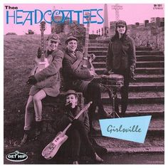 Images for Thee Headcoatees - Girlsville