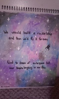 "Saying ""Wake up you need to make money."" Ew"