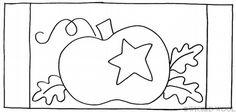 "Prim Pumpkin (10"" x 22"")"