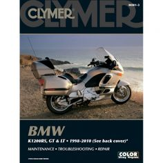 Motorcycle Review: 2007 BMW K1200GT | BMW K1200GT | Pinterest | BMW