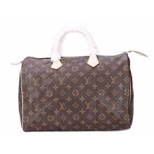 Louis Vuitton Monogram Speedy 35 M41524  $119.00