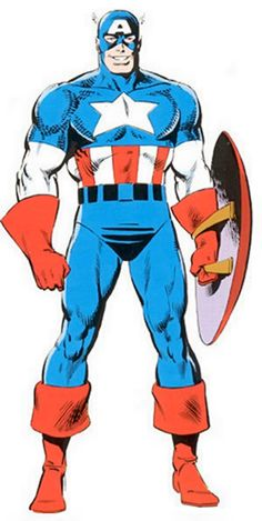 Captain America - Marvel Comics - Avengers - Invaders - Rogers - Visit to grab an amazing super hero shirt now on sale! Marvel Dc, Marvel Comics Art, Marvel Comic Books, Marvel Heroes, Comic Books Art, Book Art, Captain America Comic, Capt America, Marvel Comic Character