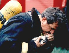 What's Hotter Than a Fireman Rescuing A Kitten? 19 photos of pets rescued by firemen. Thank you.