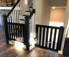 Gatekeepers custom wooden safety gates are not only strong and reliable; they are also beautiful, as seen in this gallery of product photos. Wood Baby Gate, Baby Gate For Stairs, Diy Baby Gate, Stair Gate, Baby Gates, Child Safety Gates, Child Gates, Tri Level House, Gate Images