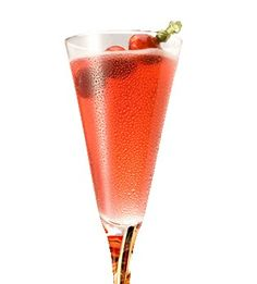 Chambord Soulmate 4 oz Korbel Brut 1 oz Chambord Liqueur Splash of Cranberry Juice In a tall glass, combine Chambord, champagne and ice. Top with a splash of cranberry juice. Cocktail Recipes, Cocktails, Drink Recipes, Chambord Liqueur, Raspberry Liqueur, Champagne Party, Non Alcoholic Drinks, Beverages, Recipes