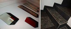 miroir Stairs, Architecture, Home Decor, Mirror, Arquitetura, Stairway, Staircases, Interior Design, Ladders