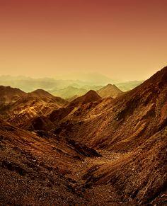 Sinai Desert by *Sortvind