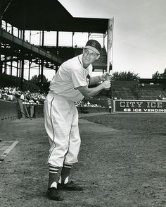 Stan Musial, 1950s by Missouri History Museum, via Flickr
