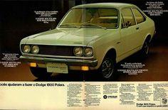 1976 Dodge 1800 Polara - Brasil