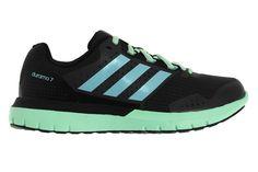 #Adidas Duramo 7 W - rekomendowany dla początkujących o niskiej wadze biegaczek,  trenujących na utwardzonych nawierzchniach miejskich.  Zapewniają niezbędną amortyzację która wspomaga dynamiczne wybicie i wysoki komfort podczas biegania.  #jesienzima2015 #treningowe #adiwear #adiprene