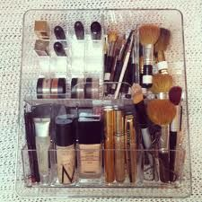 Great tray for all your makeup.