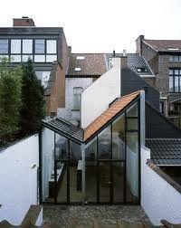 rijwoning ONO architectuur Sint-Niklaas