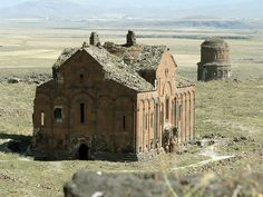 The City of 1001 Churches, Ani is a ruined and uninhabited medieval Armenian city-site situated in the Turkish province of Kars, beside the border with Armenia.