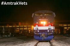 Join the conversation about our commitment to make 25% of Amtrak's new hires veterans by using the hashtag #AmtrakVets.