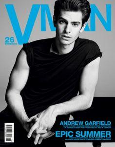 Andrew Garfield by Inez & Vinoodh for VMAN