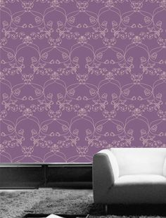Purple wallpaper! Purple is clearly a superior color therefore... #purple #wallpaper