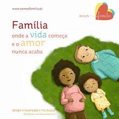 somos família: FAMÍLIA