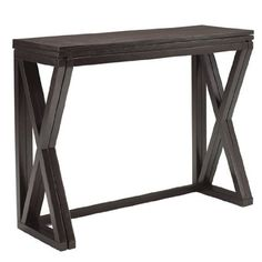 Nelson Flip Top Bar Table By Sit Home