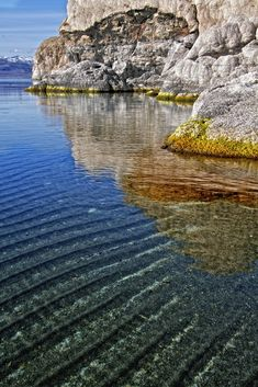 Pyramid Lake, Reno, Nevada USA
