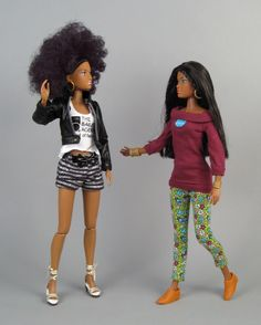 Prettie Girls! by The One World Doll Project | The Toy Box Philosopher