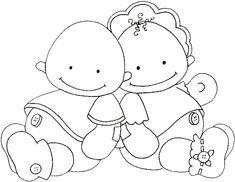 riscos desenhos pintura fraldas bebes (14)