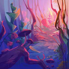 ARTBOOK - 26: Campaign - random scenery - Wattpad Book Art, Scenery, Campaign, Doodles, Sketches, Wattpad, Random, Painting, Inspiration