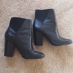 BCBGeneration Black Boots Generation. Brand new never worn. Size 9. Perfect for fall. BCBGeneration Shoes Ankle Boots & Booties