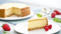 Kinder mliečny rez - rýchly a výborný koláčik bez múky! Pie Cake, What To Cook, Mousse, Cheesecake, Nom Nom, Deserts, Lemon, Food And Drink, Sweets