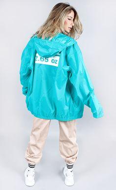 jaqueta adidas corta vento mvmt verde FSHN look Roupas De Dança d8a3470cf9d2e