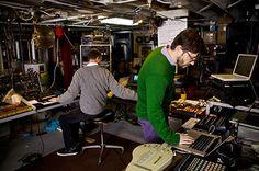In the Studio: Matmos | XLR8R