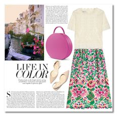 """Life in color"" by buwood ❤ liked on Polyvore"