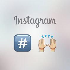 Pin for Later: This Instagram Emoji News Is Huge Emoji Hashtags (!)