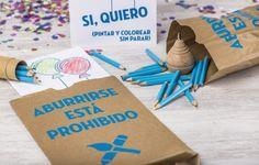 Con Otro Rollo Wedding Planner Para tus invitados kit-infantil-pintar