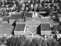 -John-Marshall-High-School. Ridgeway Ave. John Marshall, Rochester New York, Potpourri, Schools, The Past, High School, To Go, Places, Psychics