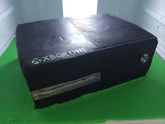 Xbox cake fondant