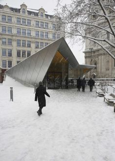 City of London Information Centre | by Make Architects