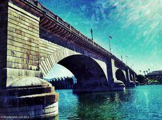 Lake Havasu and the London Bridge