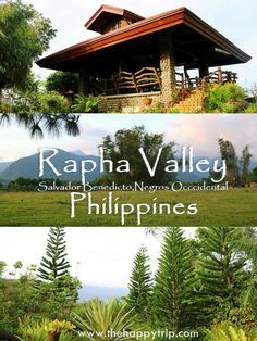 RAPHA VALLEY   HEALTH AND WELLNESS DESTINATION Rapha Valley is an organic farm & restaurant located in the mountains of Don Salvador Benedicto in Negros Occidental, Philippines