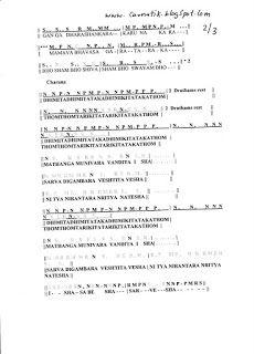 Dhruv Arts - Indian Classical Music, Carnatic: Bho Shambho - Raga