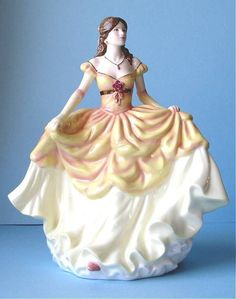 Royal Doulton Pretty Ladies SUMMER DANCE Figurine HN 5256 Seasons Pastimes