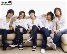 Kim Hyun Joong and SS501
